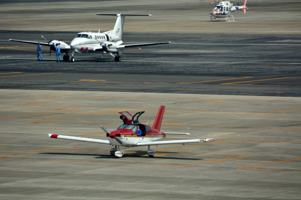 T.Sazenさんの日本個人所有 Socata TB-9/10/200 Tampico/Tobago (JA4186) 航空フォト