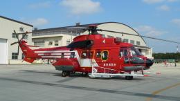 SVMさんが、立川飛行場で撮影した東京消防庁航空隊 AS332L1 Super Pumaの航空フォト(飛行機 写真・画像)