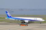 apphgさんが、羽田空港で撮影した全日空 777-281の航空フォト(写真)