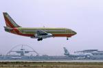 Gambardierさんが、ロサンゼルス国際空港で撮影したサウスウェスト航空 737-2H4/Advの航空フォト(写真)