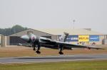 うっきーさんが、フェアフォード空軍基地で撮影したVulcan to the Sky 698 Vulcan B2の航空フォト(写真)