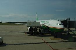 HeinkelCCCPさんが、台湾桃園国際空港で撮影したエバー航空 A330-203の航空フォト(飛行機 写真・画像)
