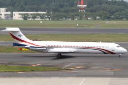 Itami Spotterさんが、成田国際空港で撮影したスワジランド政府 MD-87 (DC-9-87)の航空フォト(飛行機 写真・画像)