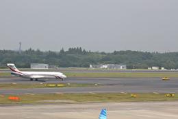 Y-Kenzoさんが、成田国際空港で撮影したスワジランド政府 MD-87 (DC-9-87)の航空フォト(飛行機 写真・画像)