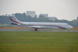 supergt7さんが、成田国際空港で撮影したスワジランド政府 MD-87 (DC-9-87)の航空フォト(飛行機 写真・画像)