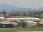 ベオグラード・ニコラ・テスラ空港 - Belgrade Nikola Tesla Airport [BEG/LYBE]で撮影されたチャンチャンギ・エアラインズ - Chanchangi Airlines [NCH]の航空機写真