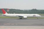 コバトンさんが、成田国際空港で撮影した日本航空 777-346/ERの航空フォト(写真)
