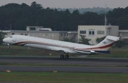 かずぽんさんが、成田国際空港で撮影したスワジランド政府 MD-87 (DC-9-87)の航空フォト(飛行機 写真・画像)