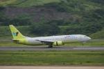 長崎空港 - Nagasaki Airport [NGS/RJFU]で撮影されたジンエアー - Jin Air [LJ/JNA]の航空機写真