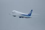 Severemanさんが、羽田空港で撮影した全日空 767-381の航空フォト(写真)