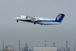 xxxxxzさんが、羽田空港で撮影したエアーニッポンネットワーク DHC-8-314Q Dash 8の航空フォト(飛行機 写真・画像)