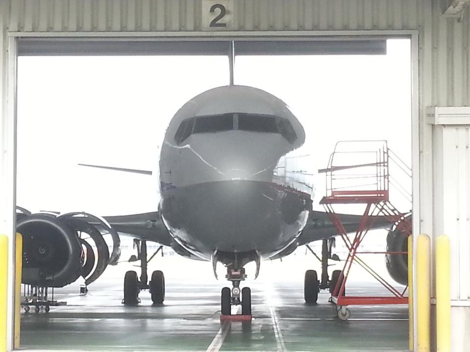 GE90777-300ERさんの全日空 Boeing 737-500 (JA306K) 航空フォト