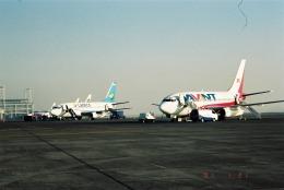 poohneanさんが、アルトゥーロ・メリノ・ベニテス国際空港で撮影したアヴァン・エアラインズ 737-248の航空フォト(飛行機 写真・画像)