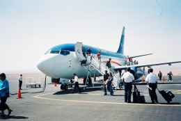 poohneanさんが、エル・ロア国際空港で撮影したラン航空 737-236/Advの航空フォト(飛行機 写真・画像)