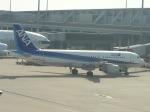 masayasuさんが、関西国際空港で撮影した全日空 A320-214の航空フォト(写真)