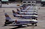 チャーリーマイクさんが、築城基地で撮影した航空自衛隊 F-86F-40の航空フォト(写真)