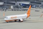 Scotchさんが、中部国際空港で撮影したチェジュ航空 737-86Nの航空フォト(写真)