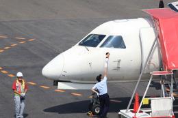senchouさんが、但馬空港で撮影した日本エアコミューター 340Bの航空フォト(飛行機 写真・画像)