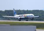 よしこさんが、広島空港で撮影した全日空 767-381の航空フォト(飛行機 写真・画像)