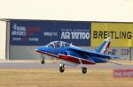 うっきーさんが、フェアフォード空軍基地で撮影したフランス空軍 Alpha Jet Eの航空フォト(写真)