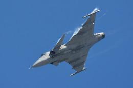 航空フォト:39209 スウェーデン空軍 JAS39 GRIPEN