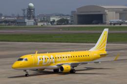 xxxxxzさんが、名古屋飛行場で撮影したフジドリームエアラインズ ERJ-170-200 (ERJ-175STD)の航空フォト(飛行機 写真・画像)