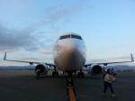 GE90777-300ERさんが、福岡空港で撮影したJALエクスプレス 737-846の航空フォト(飛行機 写真・画像)