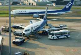 羽田空港 - Tokyo International Airport [HND/RJTT]で撮影されたエアーニッポン - Air Nippon [EL/ANK]の航空機写真
