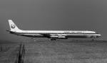 sin747さんが、名古屋飛行場で撮影した日本航空 DC-8-61の航空フォト(写真)