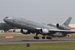 maruさんが、フェアフォード空軍基地で撮影したオランダ王立空軍 DC-10-30CFの航空フォト(写真)