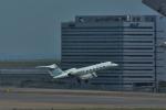 パンダさんが、羽田空港で撮影した国土交通省 航空局 G-IV Gulfstream IVの航空フォト(写真)