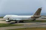 T.Sazenさんが、関西国際空港で撮影したアトラス航空 747-481の航空フォト(飛行機 写真・画像)