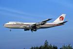 Gambardierさんが、伊丹空港で撮影した日本アジア航空 747-146の航空フォト(飛行機 写真・画像)