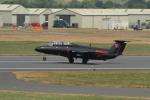 maruさんが、フェアフォード空軍基地で撮影したイギリス個人所有 L-29 Delfinの航空フォト(写真)