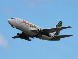 キャスバルさんが、ダニエル・K・イノウエ国際空港で撮影したアロハ・エア・カーゴ 737-290C/Advの航空フォト(飛行機 写真・画像)