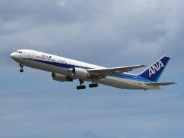 キャスバルさんが、ダニエル・K・イノウエ国際空港で撮影した全日空 767-381/ERの航空フォト(飛行機 写真・画像)