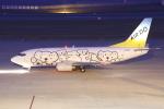 WING_ACEさんが、神戸空港で撮影したAIR DO 737-54Kの航空フォト(飛行機 写真・画像)