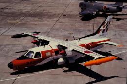 チャーリーマイクさんが、築城基地で撮影した航空自衛隊 MU-2Jの航空フォト(飛行機 写真・画像)