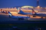 T.Sazenさんが、関西国際空港で撮影したヤクティア・エア 737-7Q8の航空フォト(飛行機 写真・画像)