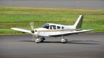 mojioさんが、静岡空港で撮影した日本個人所有 PA-28-151 Cherokee Warriorの航空フォト(飛行機 写真・画像)