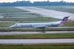 Piggy7119さんが、シンシナティ・ノーザンケンタッキー国際空港で撮影したアメリカン・イーグル ERJ-145LRの航空フォト(写真)