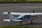 パンダさんが、松本空港で撮影した北海道航空 TU206G Turbo Stationair 6 IIの航空フォト(写真)