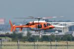 パンダさんが、松本空港で撮影した新日本ヘリコプター 427の航空フォト(飛行機 写真・画像)