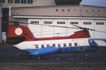 チャーリーマイクさんが、東京ヘリポートで撮影した警視庁 KV-107-IIA-17の航空フォト(写真)