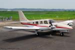 Chofu Spotter Ariaさんが、龍ケ崎飛行場で撮影した日本法人所有 PA-34-220T Seneca IIIの航空フォト(写真)