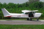Chofu Spotter Ariaさんが、大利根飛行場で撮影した日本モーターグライダークラブ 172P Skyhawk IIの航空フォト(飛行機 写真・画像)