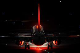 gucciyさんが、羽田空港で撮影したJALエクスプレス 737-846の航空フォト(飛行機 写真・画像)