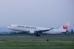 Severemanさんが、静岡空港で撮影した日本航空 767-346/ERの航空フォト(写真)