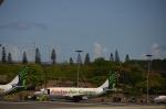 KIXベースのB747さんが、ダニエル・K・イノウエ国際空港で撮影したアロハ・エア・カーゴ 737-2X6C/Advの航空フォト(写真)
