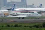アイスコーヒーさんが、成田国際空港で撮影したアメリカ個人所有 - United States Citizen Ownership  G500/G550 (G-V)の航空フォト(写真)